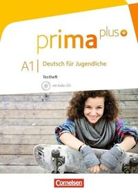 Prima Plus A1 Testheft. Cuaderno De Tests