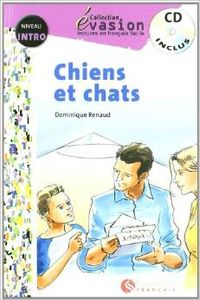 Evasion Intro Pack - Chiens Et Chats + Cd