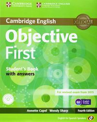 (14).objective First Certif.(self Study Pack)(st+key+class