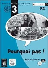 Ant/(09).pourquoi Pas! 3.(cahier Exercices+cd)