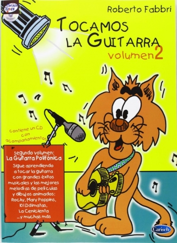 Ii.tocamos La Guitarra (+cd)