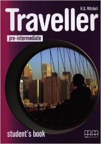 Traveller Pre-intermediate Student's Book (+cd)