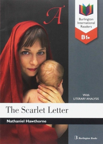 The Scarlet Letter B1+ Burlington International Readers
