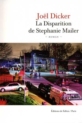 La Disparation De Stephanie Mailer