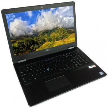 Portátil Reacondicionado Dell Latitude E5570, Intel Core I7-6820hq, 8gb Ram, 512gb Ssd, Amd Radeon R7 M370, 15.6/