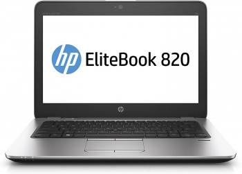Ordenador Portátil Reacondicionado Hp Elitebook 820 G3, Intel Core I5-6300u, 16gb Ram, 128gb Ssd, 12.5/