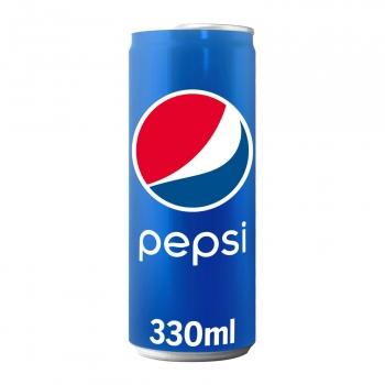 Pepsi lata 33 cl.