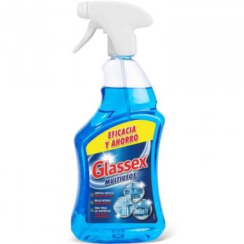 Limpiador multiusos Glassex 750 ml.