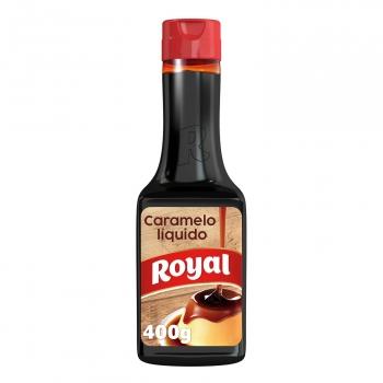 Caramelo líquido Royal 400 g.