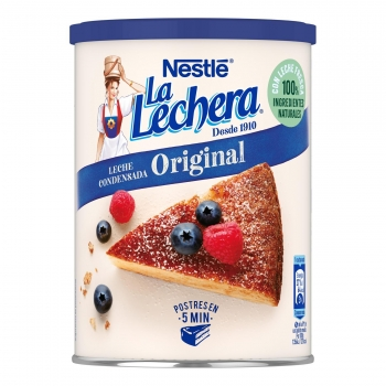 Leche condensada Nestlé - La Lechera 740 g.