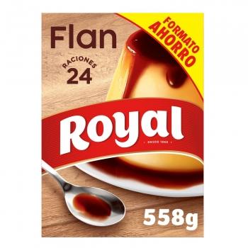 Preparado para flan Royal 558 g.