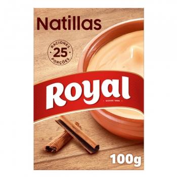 Preparado para natillas caseras Royal 100 g.