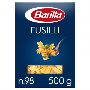 Fusilli Barilla 500 g.