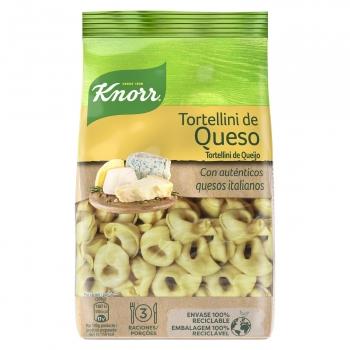 Tortellini de quesos Knorr 250 g.