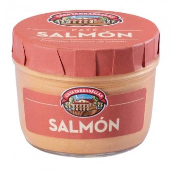 Paté de salmón Casa Tarradellas sin gluten 125 g.