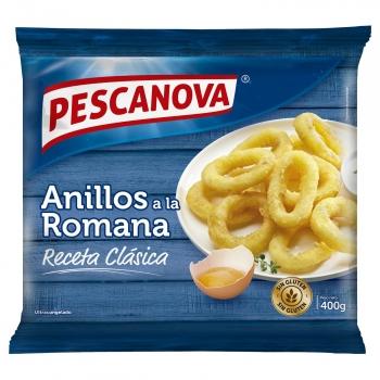 Calamares a la Romana Pescanova 400 g.