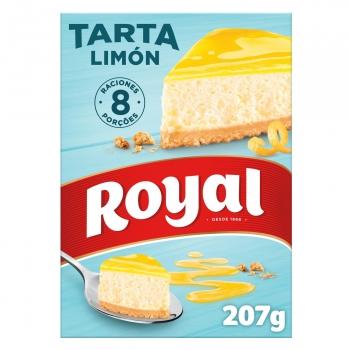 Preparado para hacer tarta mousse sabor limón en polvo Royal 207 g.