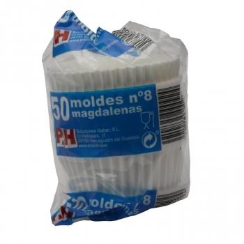 Cápsula Magdalena N8 - Blanco