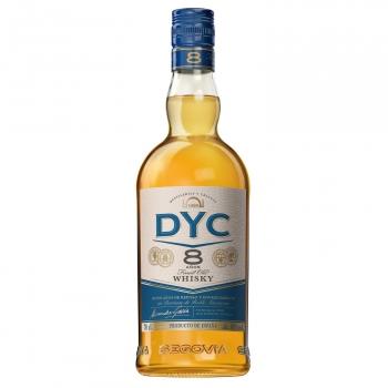 Whisky Dyc 8 años 70 cl.