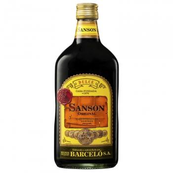 Vino dulce quina Sanson 1 l.