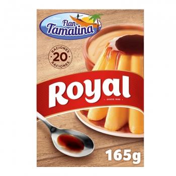 Flan tamatina Royal 165 g.