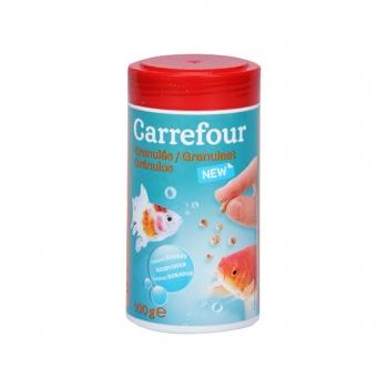 Carrefour Comida Granulada para Carpines Dorados 100g