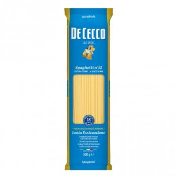 Spaghetti nº12 De Cecco 500 g.