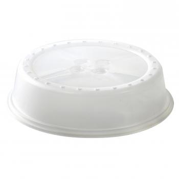 Tapa Microondas de Propileno CURVER 27cm - Transparente