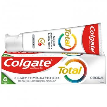 Dentífrico original 24h de protección completa Colgate Total 75 ml
