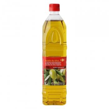 Aceite de oliva suave 0,4º Carrefour 1 l.