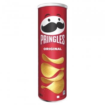 Aperitivo de patata original Pringles 200 g.