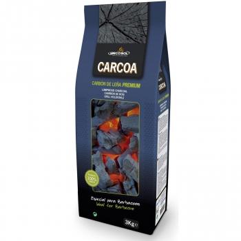 Carbón Vegetal Carcoa 3 Kg