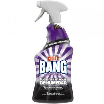 Limpiador de suciedad y manchas de humedad Cillit Bang 750 ml.