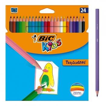 Lápices Color Tropicolors Pack 24