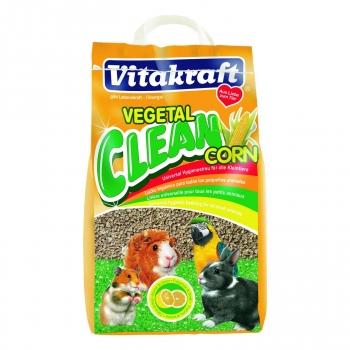 Vitakraft Vegetal Clean Corn Lecho Higiénico de Maiz 8l