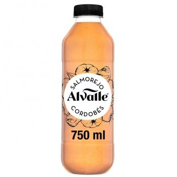 Salmorejo cordobés Alvalle 750 ml.