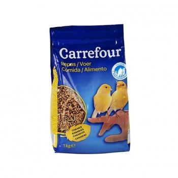 Carrefour Comida para Canarios 1Kg