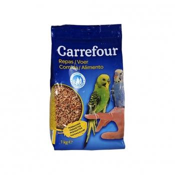 Carrefour Comida para Periquitos 1Kg