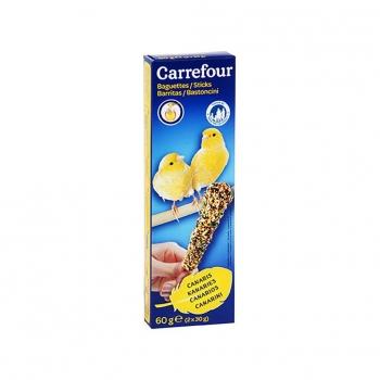 Carrefour Barritas para Canarios de Miel 2x60g