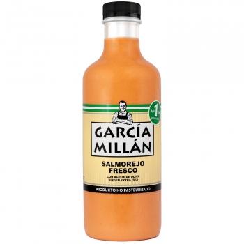 Salmonejo fresco García Millán sin lactosa 1 l.