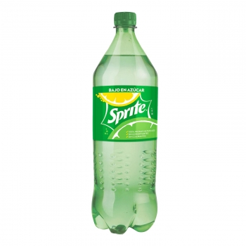 Refresco de lima-limón Sprite con gas botella 2 l.
