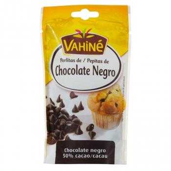 Perlitas de chocolate Vahiné 100 g.