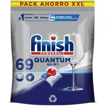 Lavavajillas máquina Quantum Max Finish 72 ud.