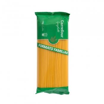 Espaguetis Carrefour 1 kg.