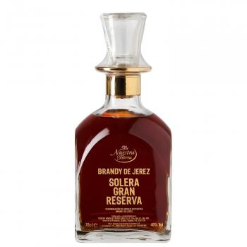 De Nuestra Tierra Brandy