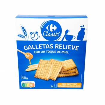 Galletas Carrefour 700 g.