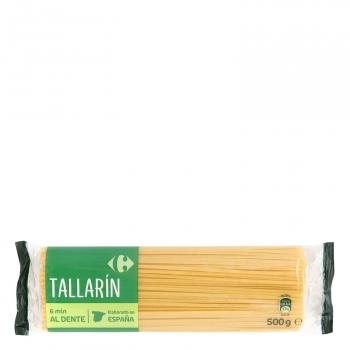 Tallarines Carrefour 500 g.