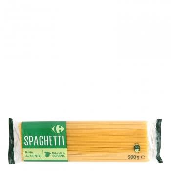 Espaguetis Carrefour 500 g.