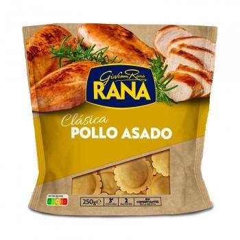 Ravioli de pollo asado Rana 250 g.