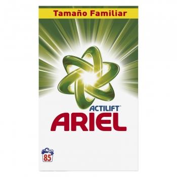 Detergente en polvo Ariel 85 cacitos